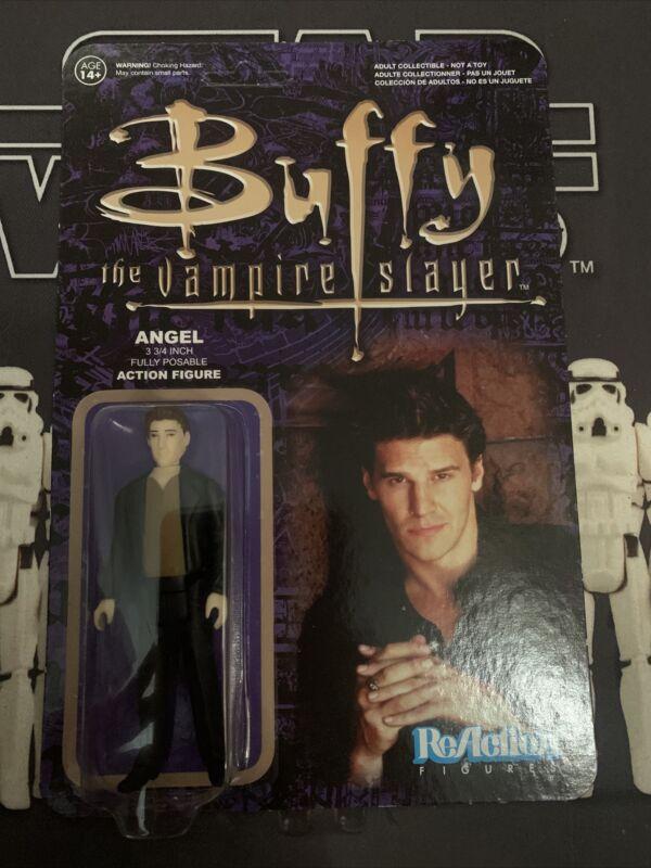 Buffy The Vampire Slayer Angel Action Figure