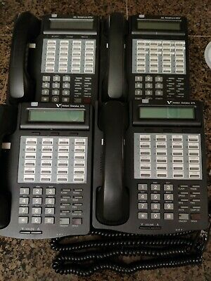 Lot Of Vodavi Starplus Sts 24-button 3515-71 Phones With Handset Cords