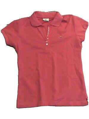 Women's Lacoste Pink Shirt Sz 42
