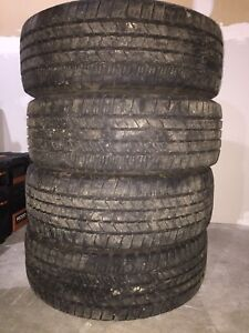4 275/55R20 Tires