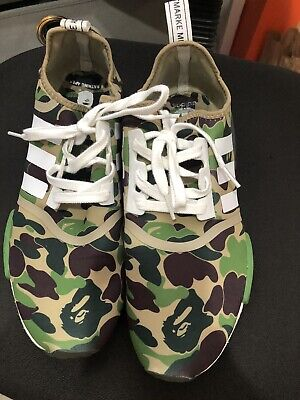 The BAPE X Adidas NMD Limited Edition Sneaker Collaboration