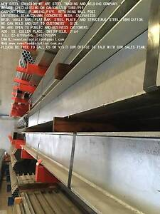 T BAR LINTEL- 200MM*200MM*8MM*6MM WITH 3.6M GALVANISED T BAR Smithfield Parramatta Area Preview