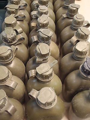 Desert Storm Water War Canteen