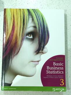 basic business statistics 3rd edition berenson, Levine, krehbiel Melbourne CBD Melbourne City Preview