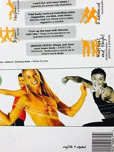Up for sale Zumba cd's Brighton Bayside Area Preview