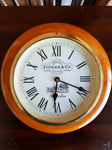 Fenwick and Co clock Bruce Belconnen Area Preview