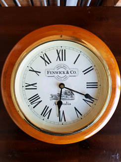 Fenwick and Co clock