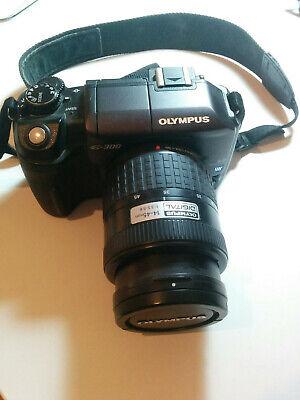 Olympus EVOLT 8,0 MP Digitalkamera + Objektiv Olympus Zuiko EZ-1445 14-45 mm Digital-kamera-objektiv