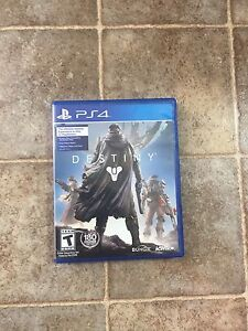 PS4 Destiny Mint Condition