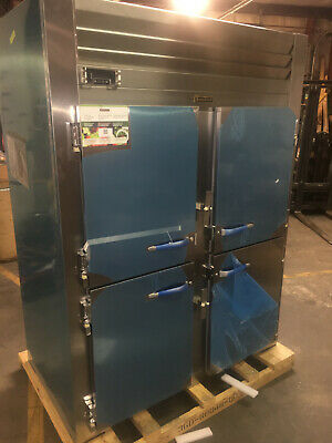 Traulsen Srht232wut Reach In 2 Section 4 Door Refrigerator Hhs