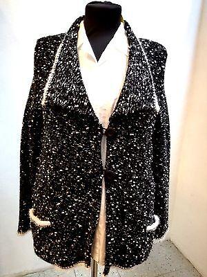 Burgund Strickjacke (Strick-Jacke-Damen DREAM Fashion, 2Knopf, burgund- oder schwarzmel., Auslegekr)