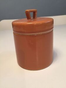 Small ceramic canister - never used