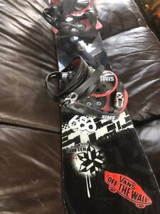 Fifty one fifty shifter snowboard
