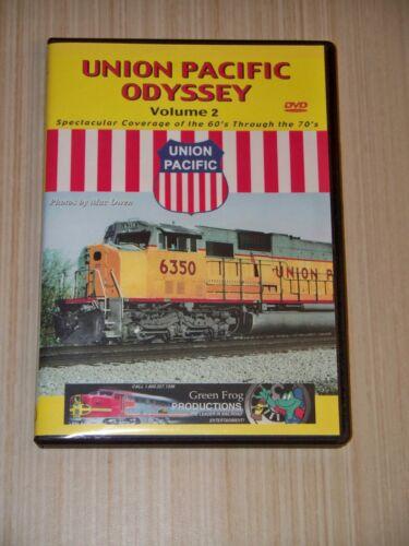 Union Pacific Odyssey Volume 2 DVD 1960