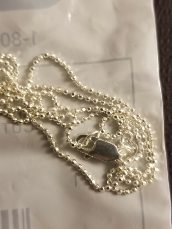 925 sterling silver chain lot