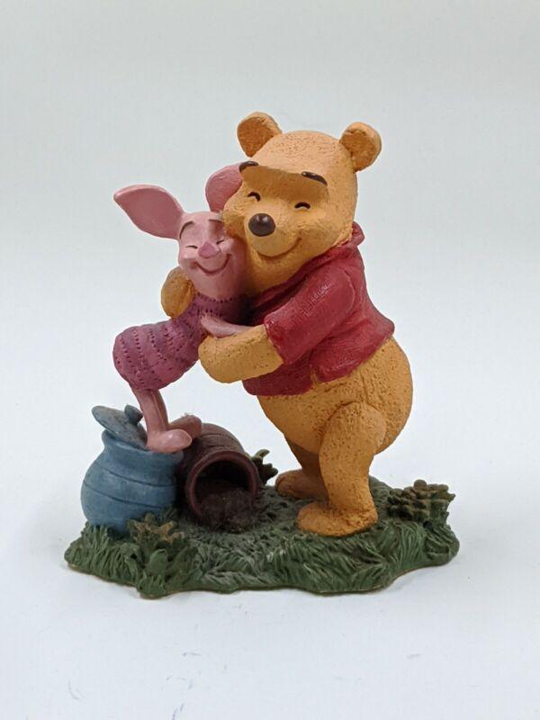 Disney Simply Pooh Figurine Hugs Are Better Than Honey