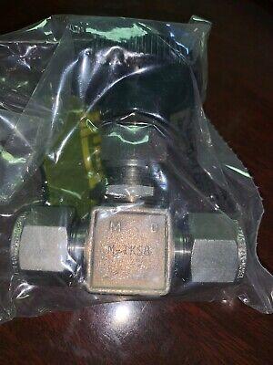 Whitey Monel 12 Needle Valve Swagelok Ref M-1ks8 New In Factory Bags