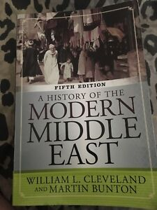History of the Modern Middle East 5th Edition
