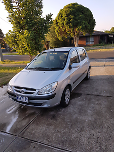 2008 Hyundai getz Epping Whittlesea Area Preview