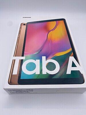 Samsung Galaxy Tab A (2019) 128GB, Wi-Fi, 10.1in - Gold