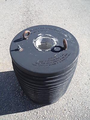 Cherne Pneumatic Test Ball Sewer Pipe Plug 16 Muni Ball 262-137