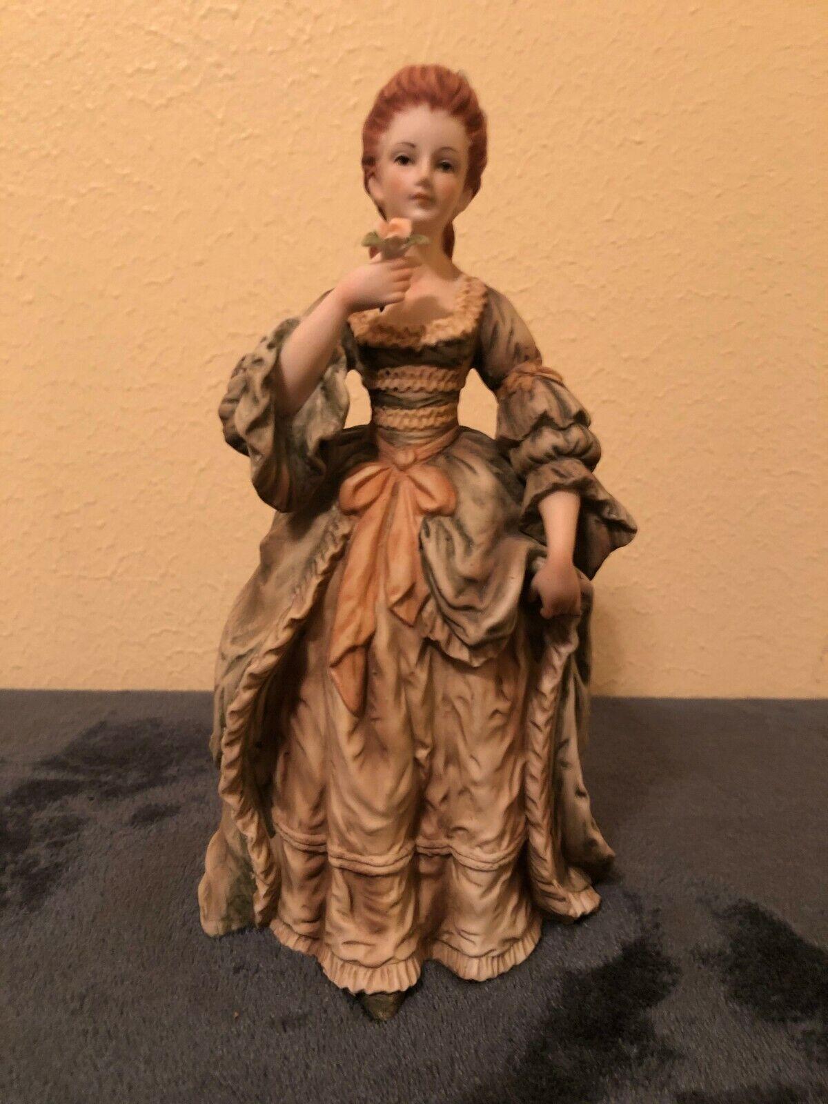 Vintage Candrea Ceremaics Women 9 Inches - $13.00