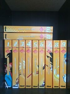 Lot de mangas Dragon Ball