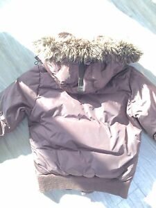 Roots women's down-filled jacket size L-Great condition London Ontario image 6