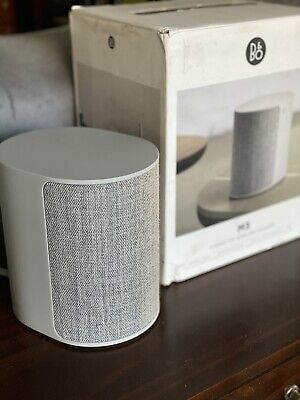 *** Bang & Olufsen BeoPlay M3 Natural Wireless Bluetooth Speaker***