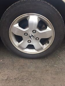 90-02 Honda Accord 15 inch rims