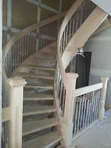 Custom Stairs Railings Mantles Deck Rails