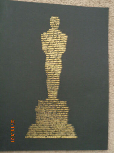 69th Annual Academy Awards Program