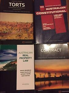 Law Textbooks Dianella Stirling Area Preview