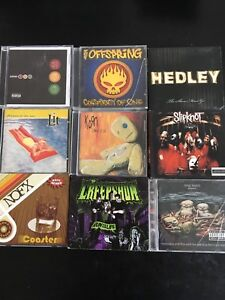 Lot de 36 CD