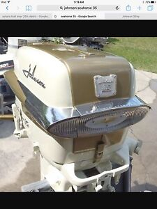Johnson javelin seahorse 35 - looking for
