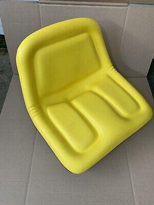 John Deere Gator 4x26x4 Amt 622626 Seat Yellow Used 521