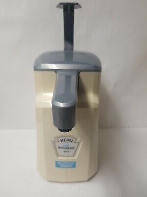 Heinz Keystone Light Mayonnaise Pump Station Server Condiment Dispenser