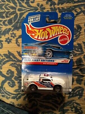 HOT WHEELS 1:64 - - '97 FORD F-150 BAJA TRUCK - 1998 FIRST EDITION