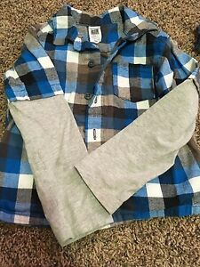 Toddler boys lot- mostly 2T. Sizes as listed