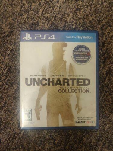 Uncharted Nathan Drake Collection PS4 - $13.99