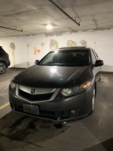 2009 Acura TSX *6-speed*