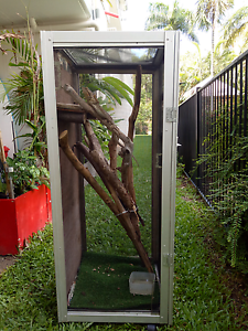 Lizard Enclosure Palm Cove Cairns City Preview