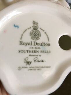 "Royal doulton ""southern belle"""
