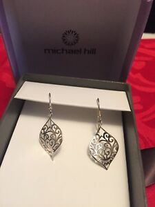 Brand new Michael Hill earrings