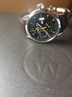 Raymond Weil Freelancer chronograph authentic and complete