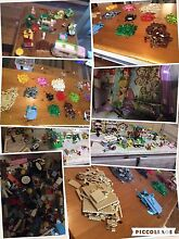 Friends lego good condition Old Grevillia Kyogle Area Preview