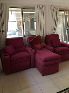 Entertainment Lounge Suite
