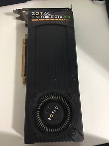 Zotac gtx 760 computer graphics cards