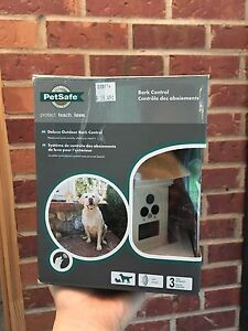 Pet safe Bark Control
