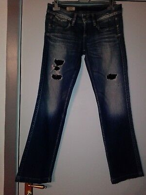 JEANS FEMME TAILLE 29/30  PEPPE JEANS